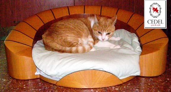 Πολυτελή έπιπλα για γάτες (2)