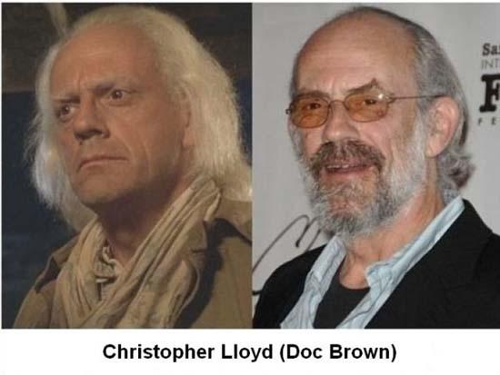 Οι πρωταγωνιστές της ταινίας «Back to the Future» τότε και τώρα (2)