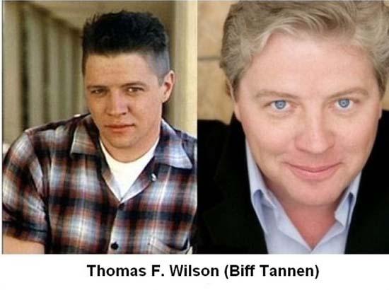 Οι πρωταγωνιστές της ταινίας «Back to the Future» τότε και τώρα (3)