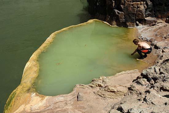Pumpkin Spring: Μια θανατηφόρα πισίνα με αρσενικό στο Grand Canyon (1)