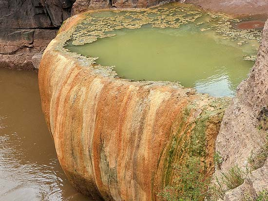 Pumpkin Spring: Μια θανατηφόρα πισίνα με αρσενικό στο Grand Canyon (3)