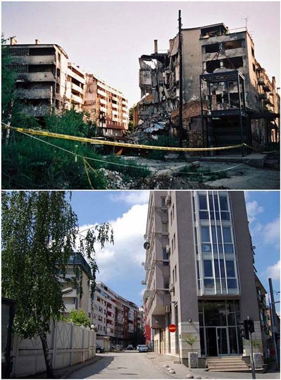 Sarajevo 1996 και σήμερα (1)