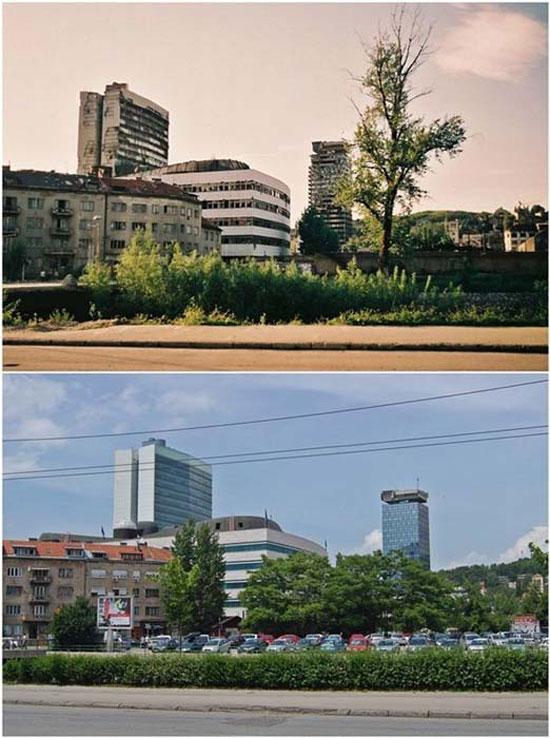 Sarajevo 1996 και σήμερα (2)