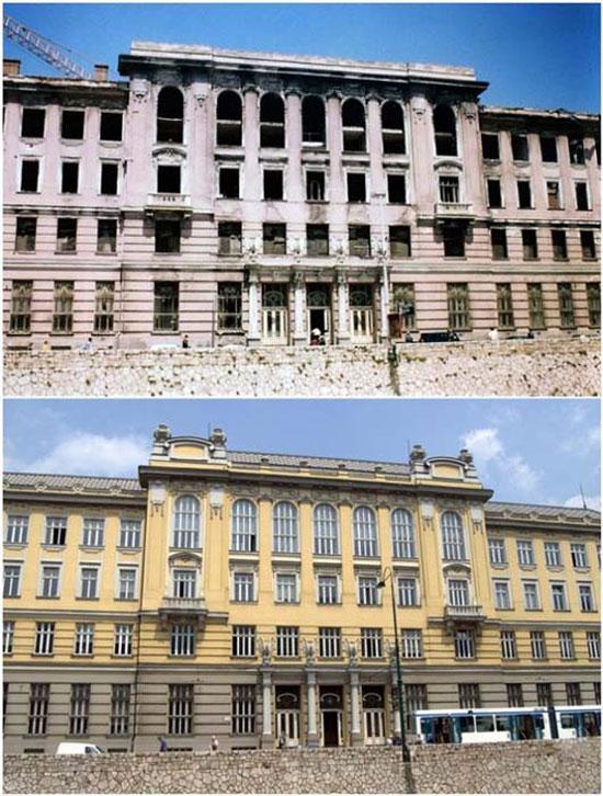 Sarajevo 1996 και σήμερα (4)