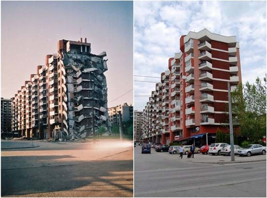 Sarajevo 1996 και σήμερα (6)