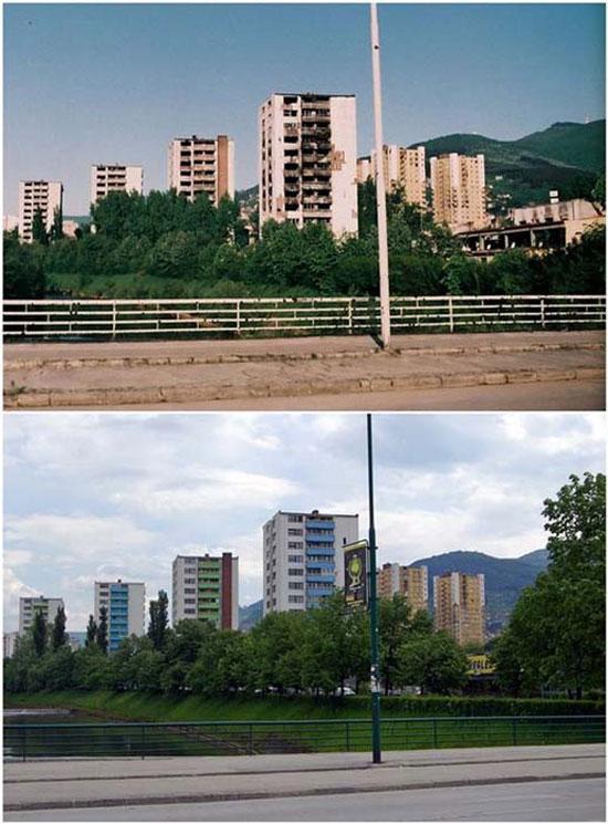 Sarajevo 1996 και σήμερα (7)