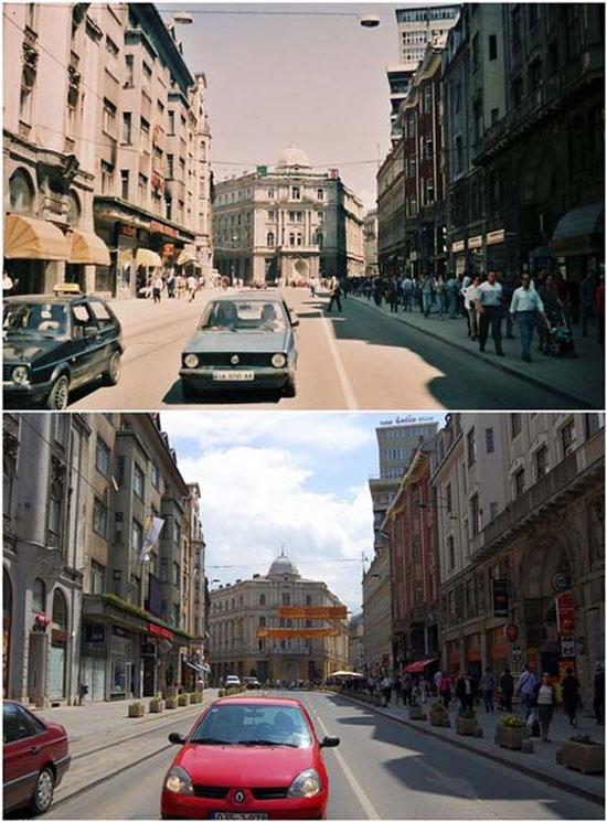 Sarajevo 1996 και σήμερα (8)