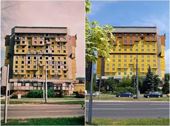 Sarajevo 1996 και σήμερα (9)