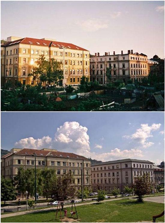 Sarajevo 1996 και σήμερα (10)