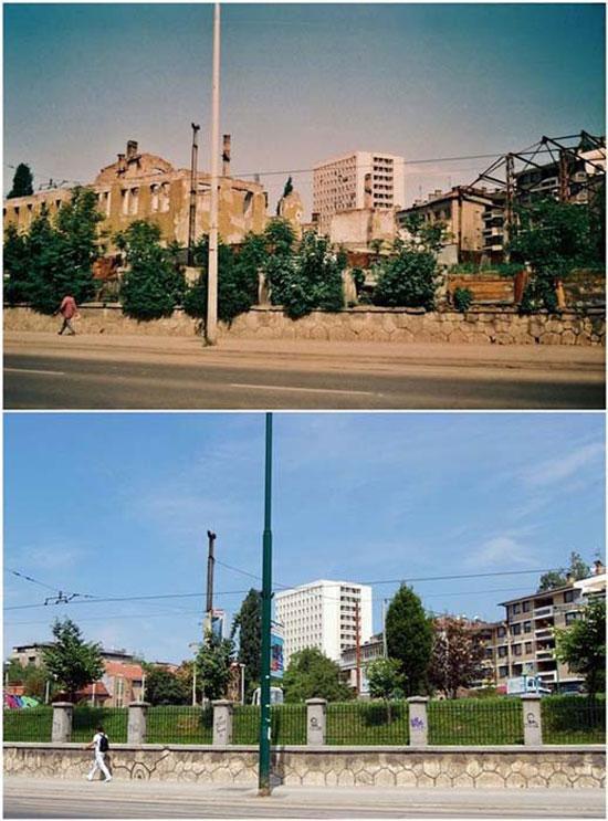 Sarajevo 1996 και σήμερα (12)