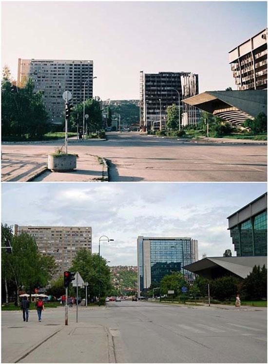 Sarajevo 1996 και σήμερα (14)
