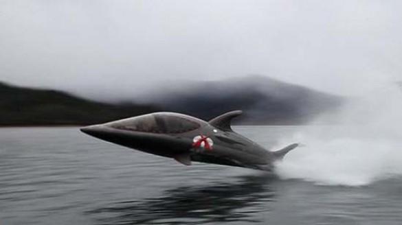Seabreacher: Το σκάφος - καρχαρίας (1)