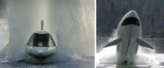 Seabreacher: Το σκάφος - καρχαρίας (4)