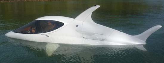 Seabreacher: Το σκάφος - καρχαρίας (5)