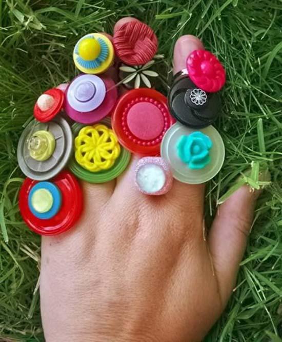 Τέτοια δαχτυλίδια έχετε ξαναδεί; (10)