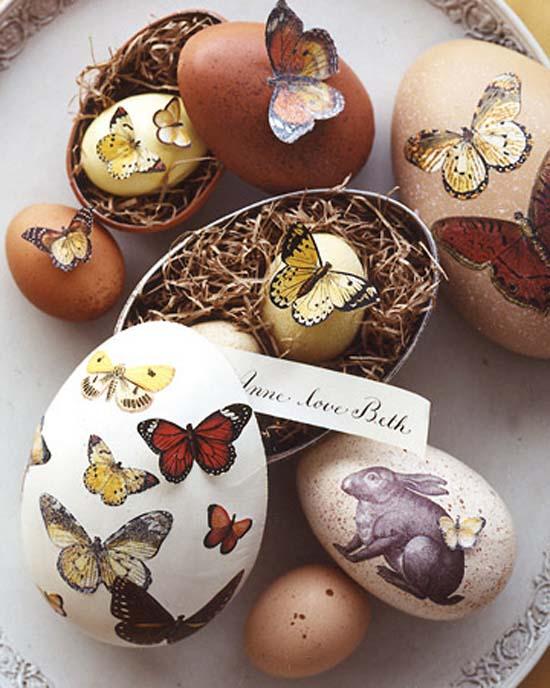 Βάψτε τα πασχαλινά αβγά χρησιμοποιώντας... γραβάτες! (12)