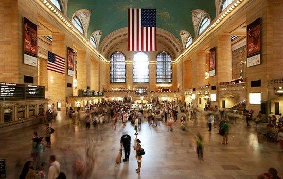 Οι ωραιότεροι σιδηροδρομικοί σταθμοί στον κόσμο (8)