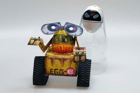 Διάσημοι χαρακτήρες ταινιών ως πασχαλινά αβγά (14)