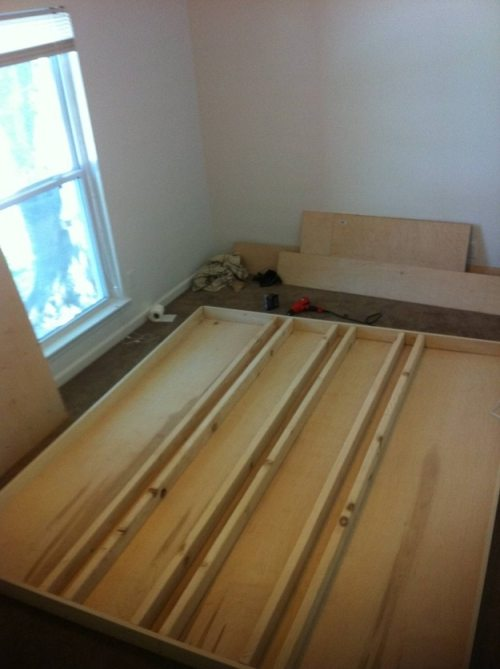 Πως να κατασκευάσετε ένα αιωρούμενο κρεβάτι με μαγνήτες (1)