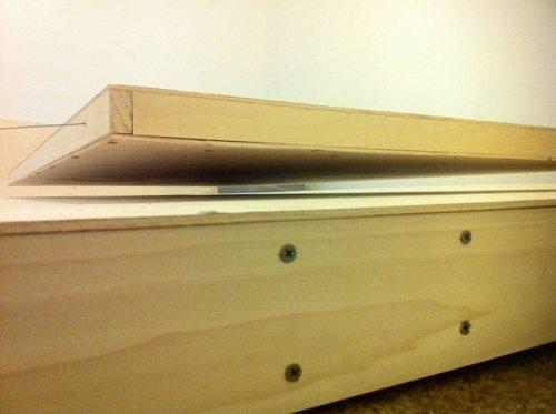 Πως να κατασκευάσετε ένα αιωρούμενο κρεβάτι με μαγνήτες (4)