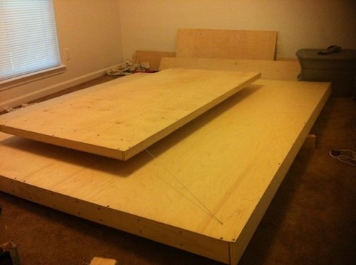 Πως να κατασκευάσετε ένα αιωρούμενο κρεβάτι με μαγνήτες (7)