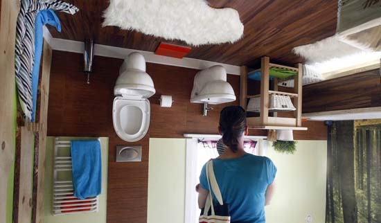 Ανάποδο σπίτι (2)