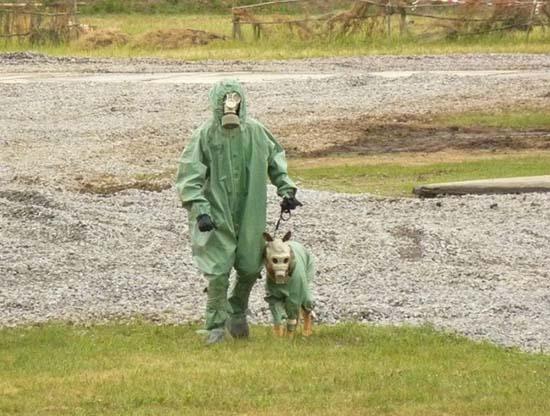 Ανεξήγητες φωτογραφίες με σκύλους (2)