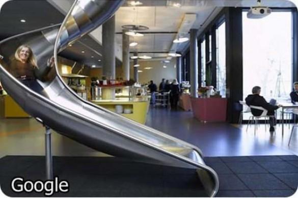 Απίστευτα και δημιουργικά γραφεία (2)