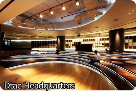 Απίστευτα και δημιουργικά γραφεία (3)