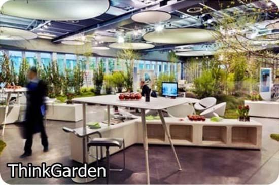 Απίστευτα και δημιουργικά γραφεία (15)