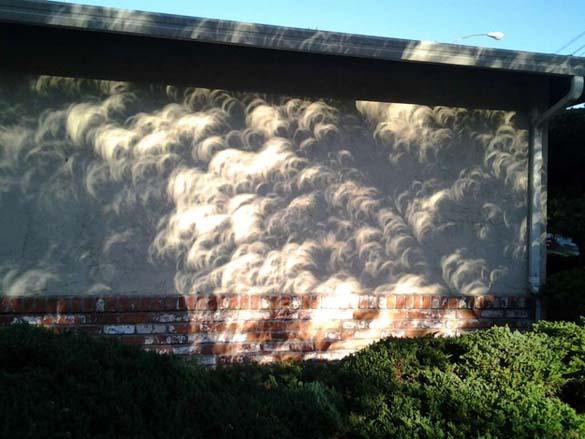 Παράξενες και αστείες φωτογραφίες από την χθεσινή έκλειψη Ηλίου (7)