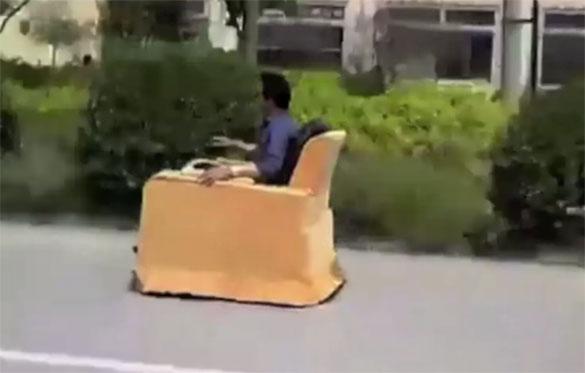 Αυτοκίνητο πολυθρόνα