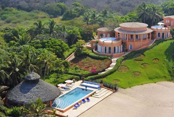 Cuixmala Luxury Resort (1)