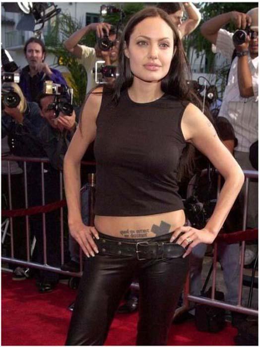 Τα διαφορετικά στυλ της Angelina Jolie από το 1998 μέχρι σήμερα (7)