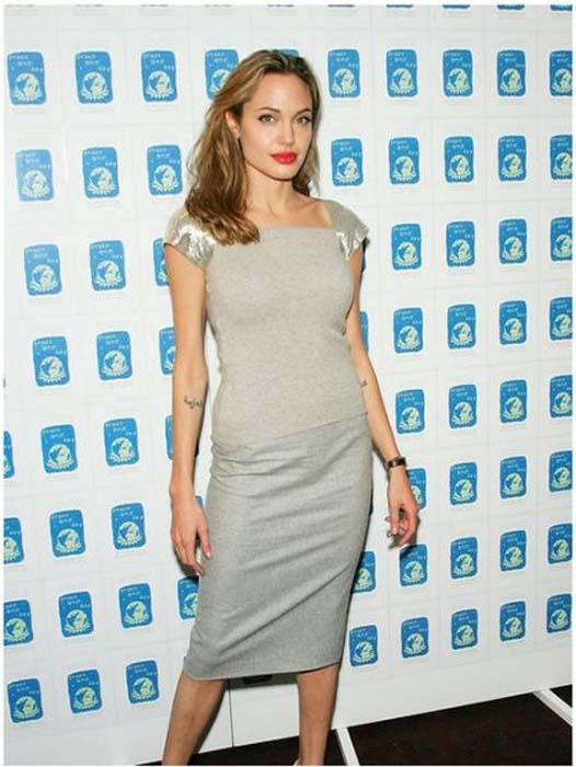 Τα διαφορετικά στυλ της Angelina Jolie από το 1998 μέχρι σήμερα (13)