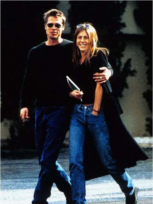 Τα διαφορετικά στυλ του Brad Pitt από την ενηλικίωση του μέχρι σήμερα (11)
