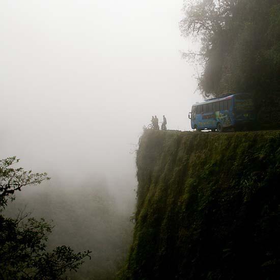 Ο δρόμος του Θανάτου στη Βολιβία (3)