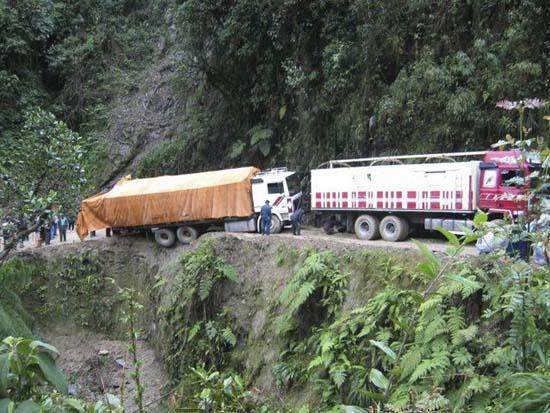 Ο δρόμος του Θανάτου στη Βολιβία (4)
