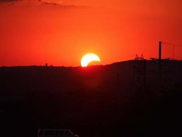 Έκλειψη Ηλίου 2012 (5)