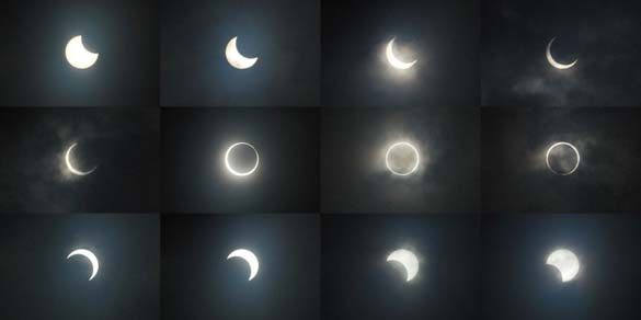 Έκλειψη Ηλίου 2012 (2)