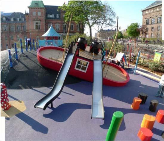 Εκπληκτικές παιδικές χαρές στη Δανία (6)