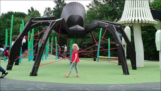 Εκπληκτικές παιδικές χαρές στη Δανία (7)
