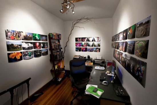Εντυπωσιακά γραφεία στο σπίτι (6)
