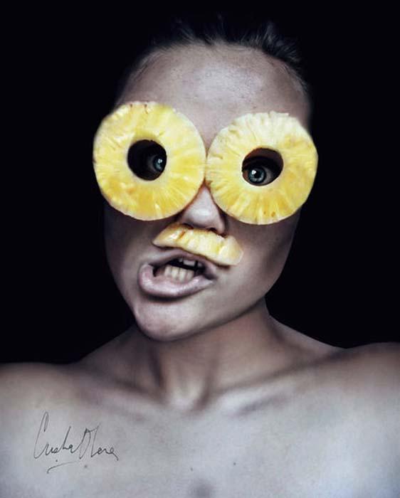 Φρουτένια πορτραίτα της 16χρονης Cristina Otero (12)