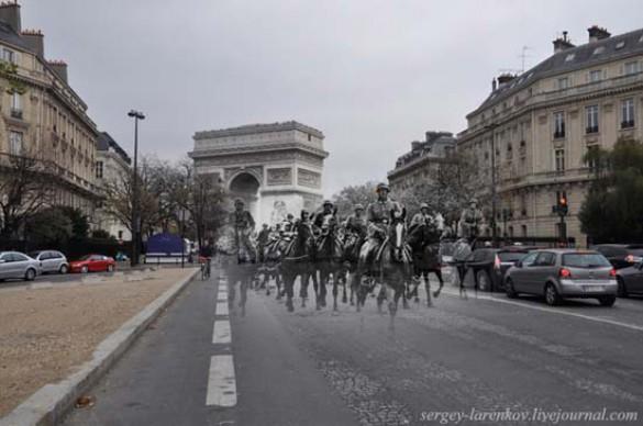 Φωτογραφίες του Β' Παγκοσμίου Πολέμου συναντούν το σήμερα (5)