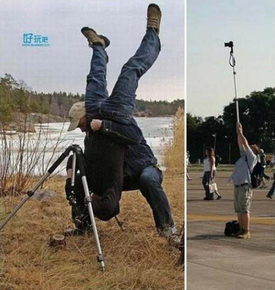 Φωτογράφοι σε αστείες στιγμές (1)