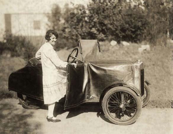 Γερμανικό αναδιπλούμενο αυτοκίνητο του 1929 (4)
