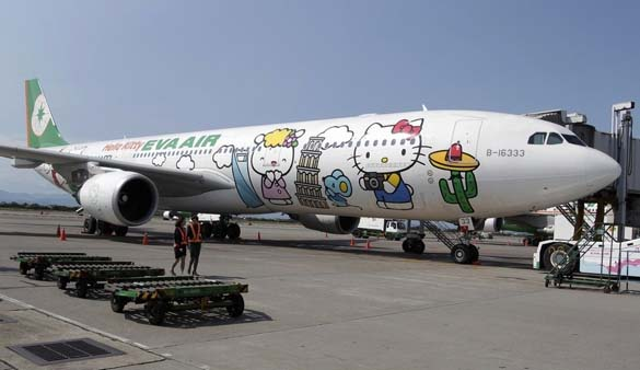 Hello Kitty Airlines (3)