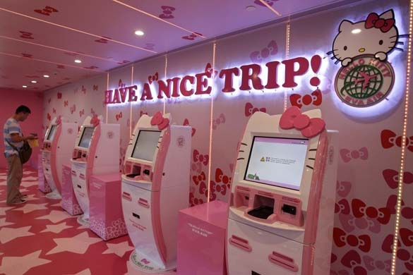 Hello Kitty Airlines (11)