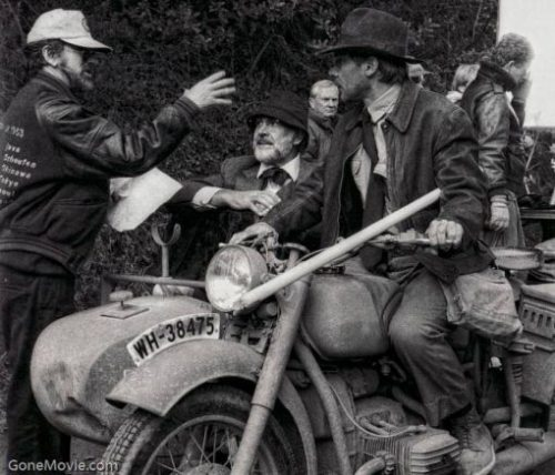 «Indiana Jones» πίσω από τις κάμερες (1)